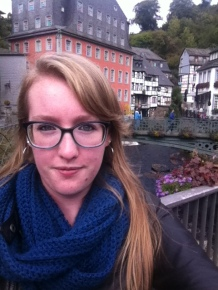 Selfie in Monschau!